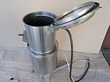 Картофелечистка S.A.P. RP 8 кг б у , Картофелечистка S.A.P. б/у купить, фото 3
