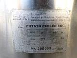 Картофелечистка S.A.P. RP 8 кг б у , Картофелечистка S.A.P. б/у купить, фото 9