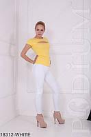 Леггинсы женские Kendall, yellow