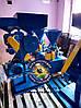 Кормоизмельчитель Эликор 4 (Зернодробилка повышенной производительности - до 1000 кг зерна/час, 7,2кВт, 380В), фото 7