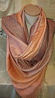 Палантин двусторонний радуга (разные цвета)