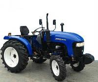 Мини-трактор Jinma-264ER (24 л.с., дизель, 4х4, реверс, широкие шины), фото 1