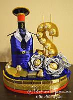 Подарунок з цукерок прокурору, співробітникові поліції., фото 1