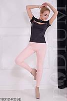 Леггинсы женские Kendall, rose