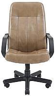 Кресло для персонала Бордо пластик к/з Мадрас/Титан/Тиффани/Велюр