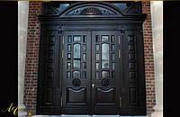 От чего зависит стоимость входных дверей?