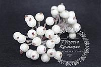 Калина в сахаре белая. 40 ягод в наборе