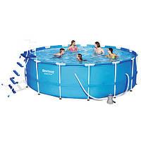 Каркасный бассейн Bestway 56438 (457-122см) ***