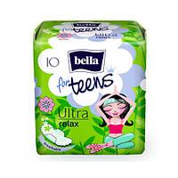 Гигиенические прокладки Bella Ultra for teens 10 шт