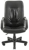 Кресло для персонала Ницца пластик к/з Флай/Неаполь