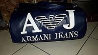 Сумка мужская Armani Jeans, синего цвета