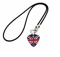 Медиатор Британский флаг арт. 0027