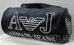 Сумка мужская Armani Jeans, черного цвета