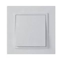 Выключатель белый ElectroHouse ЕН-2101 Enzo