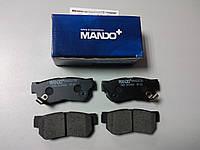 Колодки тормозные задние на HYUNDAI ELANTRA HD/ Kia Magentis