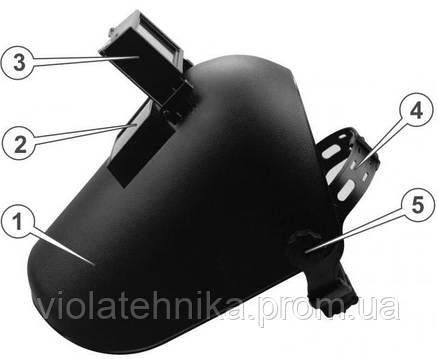 Маска сварщика Кентавр СМ-11-1, фото 2