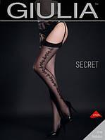 Чулки женские под пояс SECRET 20 MODEL 3