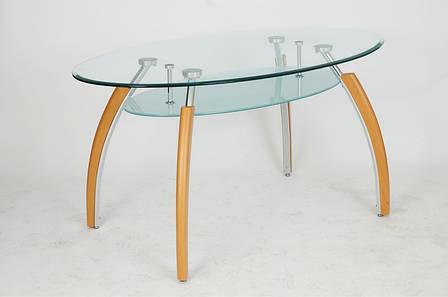Стол обеденный стекло S -  B 2016 Exm, фото 2