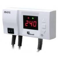 Контроллер KG Elektronik CS-07c для насоса напольного отопления