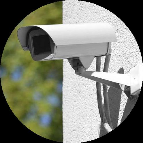 Наружная камера видеонаблюдения