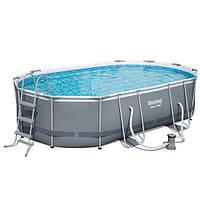 Каркасный бассейн Bestway 56448 (488*107 см) ***