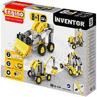 Конструктор Строительная техника 4 в 1, серия Inventor, Engino