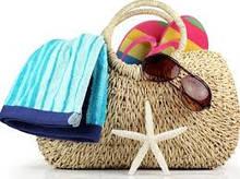 Пляжні рушники