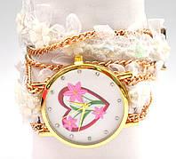 Часы с длинным ремешком  5011