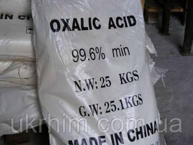 Щавелевая кислота, фото 2