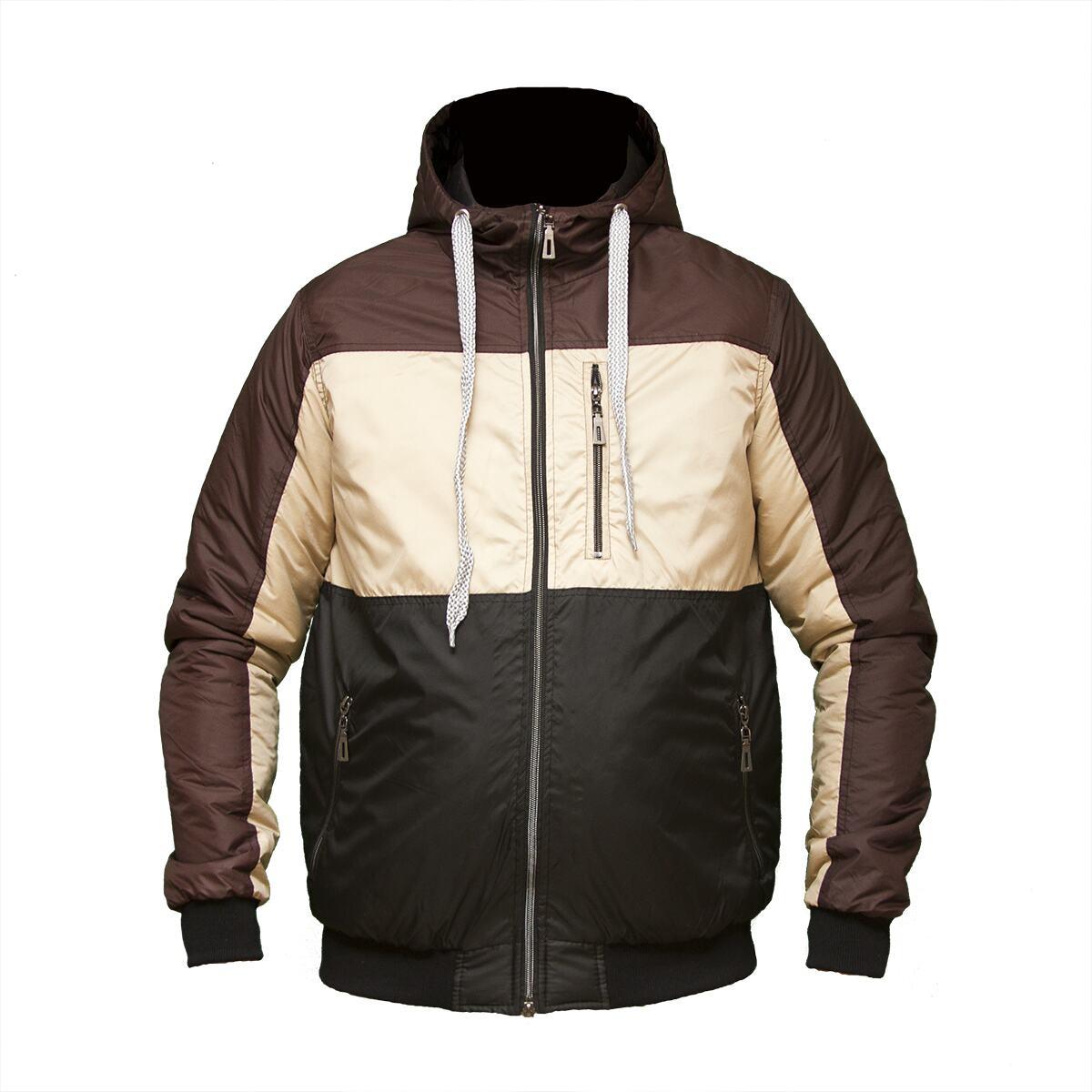 1e5d453c1646 Куртка ветровка мужская с капюшоном - Интернет магазин одежды Модна Лавка в  Кременчуге