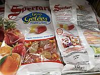 Sperlari Gran Gelees без глютена , клубніка, мандарин, ананас, персик 0.350кг з італії