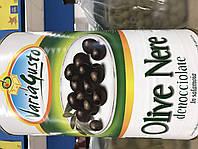 Varia gusto olive nere 4кг без косточок