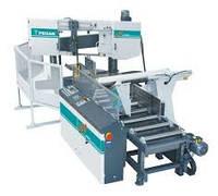 Двухстоечные автоматические станки для угловой резки PEGAS 440×600 HORIZONTAL X-NC 2000