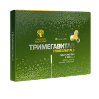 Липидный комплекс для восполнение дефицита полиненасыщенных жирных кислот в организме СИБИРСКИЙ ЛЕН И ОМЕГА-3