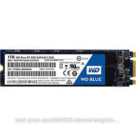 WD SSD Blue M.2  WDS100T1B0B 36 мес гарантия