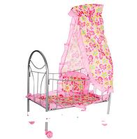 Кроватка для кукол MELOGO 9394