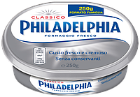 Сыр Philadelphia 0.250кг