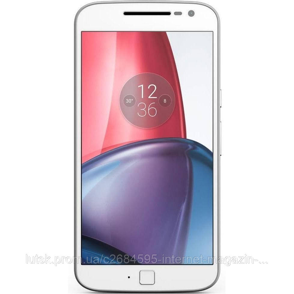 Motorola Moto G4 Plus 16GB (White) 24 мес. гарантия