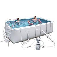 Каркасный бассейн Bestway  56457 (412*201см) ***