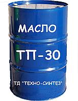 Турбинное масло ТП-30 (200л)