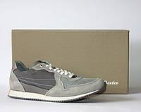 Мужские кроссовки Bata натуральная замша 41