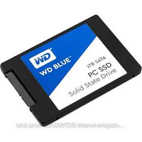 WD SSD Blue WDS100T1B0A 36 мес гарантия