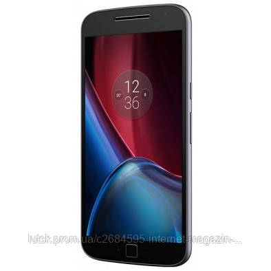 Motorola Moto G4 Plus 16GB (Black) 24 мес гарантия, фото 2