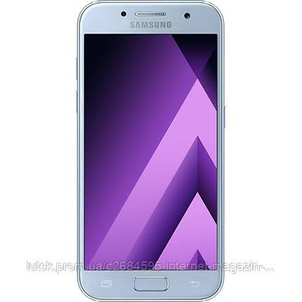 Samsung Galaxy A3 2017 Blue (SM-A320FZBD) 24 мес гарантия, фото 2