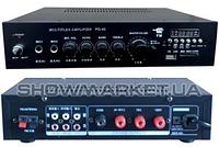 DV audio Трансляционный микшер-усилитель с USB DV audio MA-30