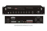 DV audio Трансляционный микшер-усилитель с USB DV audio PA-60U