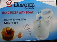 Миксер с чашкой  DOMOTEK MS-116