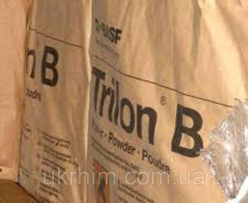 Трилон Б, Тетранатриевая соль, Динатриевая соль