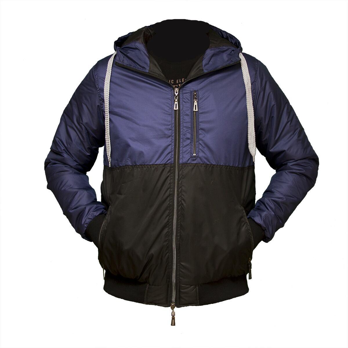 4489b2d5eae6 Куртка Ветровка Мужская с Капюшоном — в Категории
