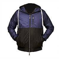 Куртка ветровка мужская с капюшоном